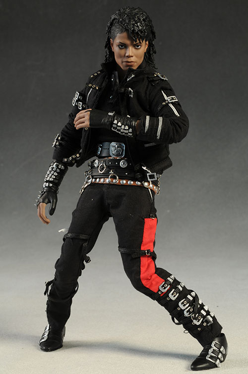 Figure 1//6th Scale HAND PEGS Hot Toys MICHAEL JACKSON DX 03 DX03 Bad Ver