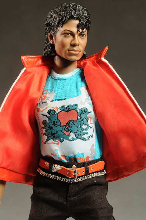 Michael Jackson Beat It action figure by Hot Toys