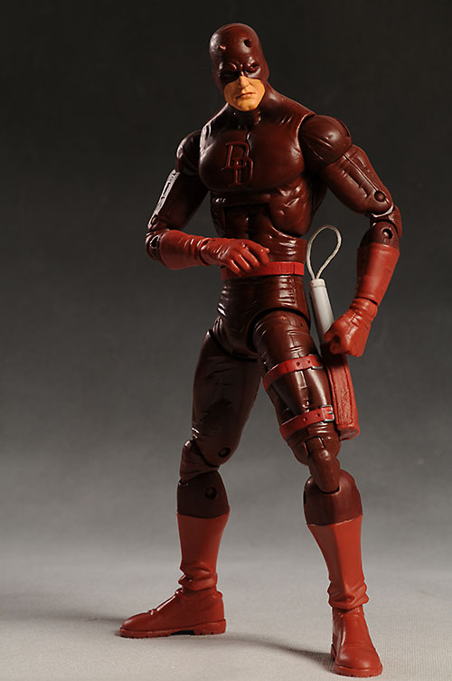 Marvel Legends Icons Daredevil, Dark Phoenix, Colossus, Nightcrawler action figure by Hasbro
