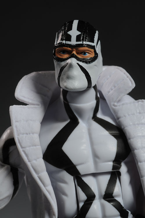 Marvel Legends Spider-Man, Captain America, Fantomex figures by Hasbro