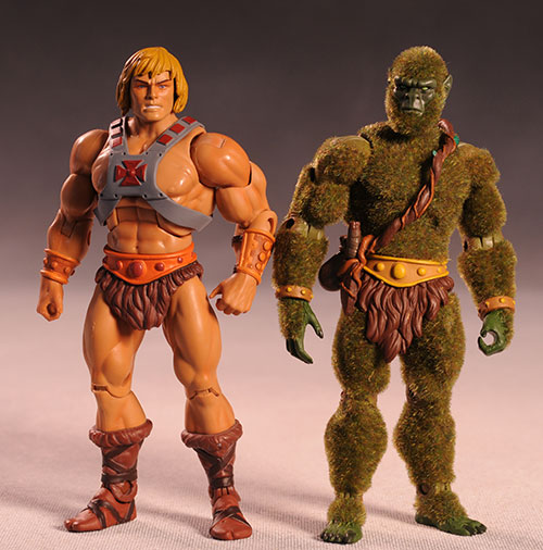 Masters of the Universe Moss Man action figure by Mattel