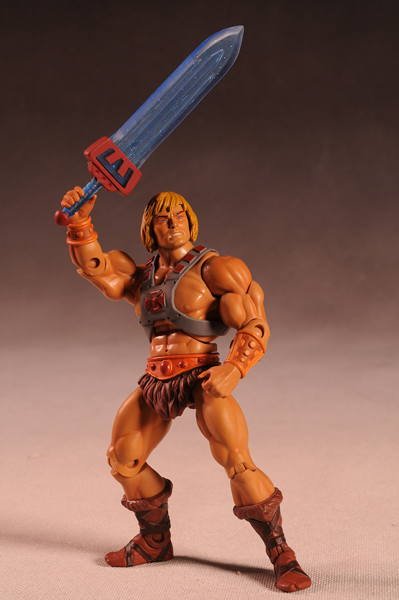 Masters of the Universe accessories by Spy Monkey