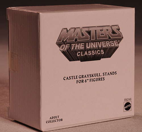 Masters of the Universe Display Stands by Mattel