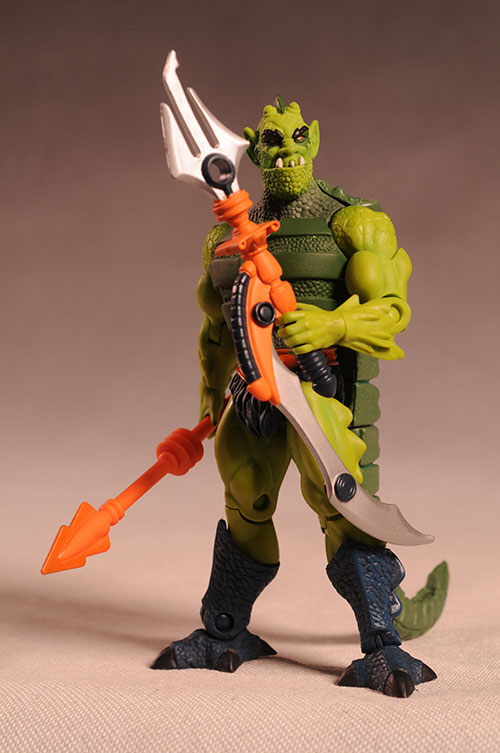 MOTUC Whiplash action figure by Mattel