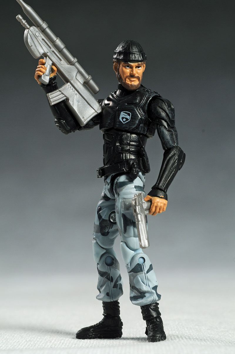 Shipwrek G.I. Joe Rise of the Cobra action figure by Hasbro