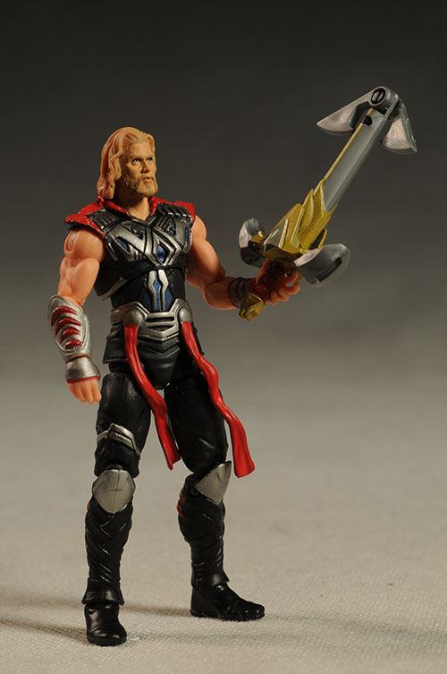 Thor movie action figures by Hasbro
