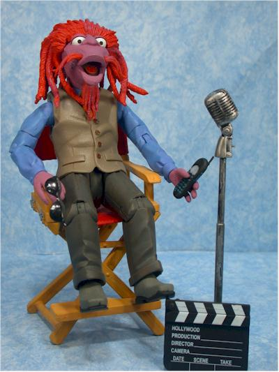 Muppets Clifford action figure by Palisades