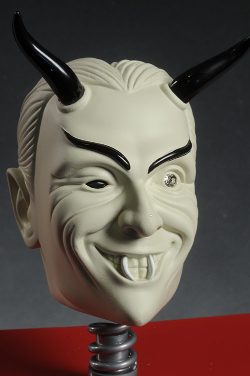 Brand New The Twilight Zone Classic Horror Mystic Seer Mask