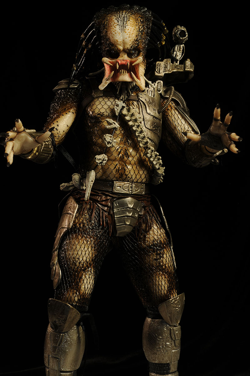 Predator 1/4 scale action figure by NECA