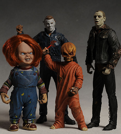 Trick R Treat Sam action figure by NECA