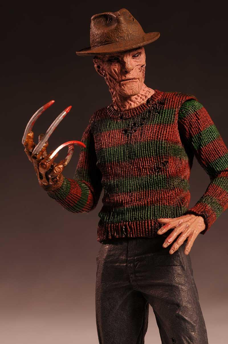 Freddy Krueger New Nightmare On Elm Street Action Figure Robert Englund NECA