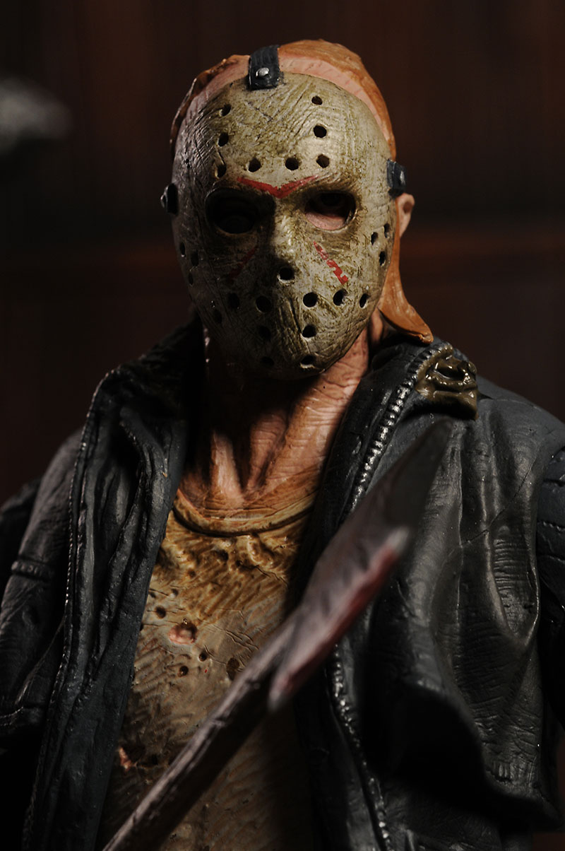 Friday the 13th New Jason Cinema of Fear action figure by Mezco Toyz