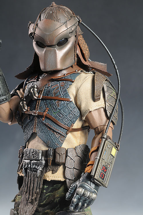 Predators Noland action figure by Hot Toys