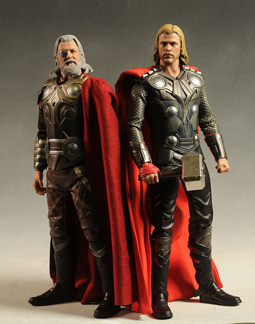 Thor Movie Odin sixth scale action figure by Hot Toys