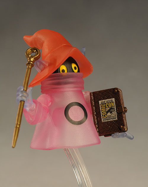 MOTUC Orko, Prince Adam action figures by Mattel