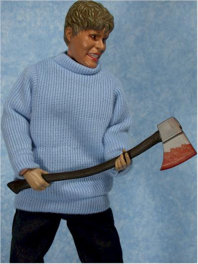 Pamela Voorhees Friday 13th action figure by Sideshow