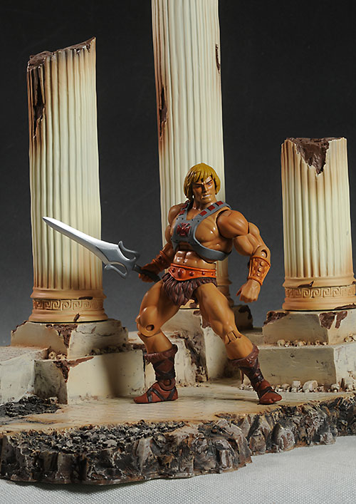 Pantheon sixth scale diorama by Triad Toys
