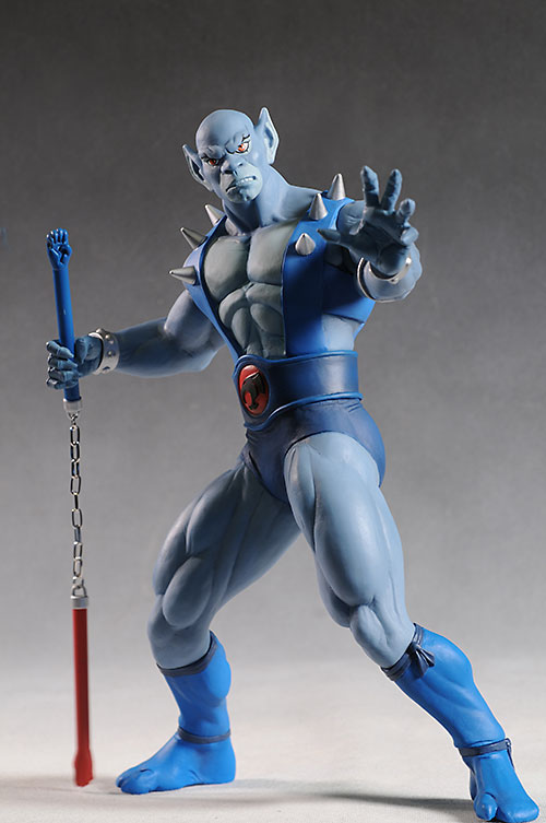 Thundercats Panthro 1/4 scale figure by Mezco