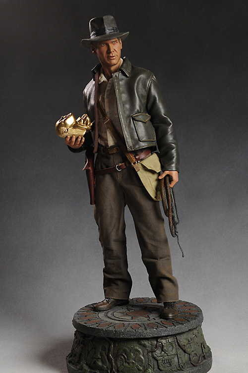 Indiana Jones Premium Format Statue by Sideshow