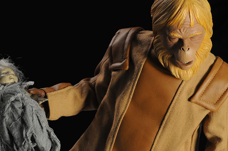 Dr. Zaius Planet of the Apes Premium Format statue by Sideshow Collectibles