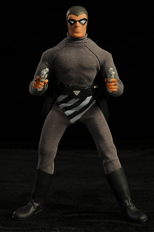 Phantom Gray Ghost exclusive action figure by Cast-A-Way