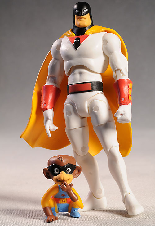 Space Ghost, Hong Kong Phooey action figures by Jazwares