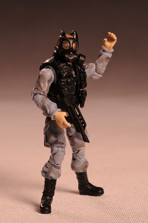 G.I. Joe Pit Commando action figure by Hasbro