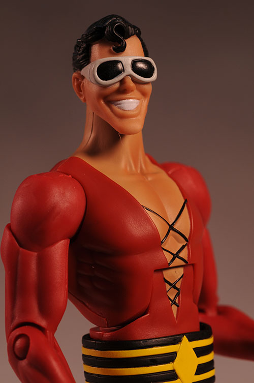 DCUC Plastic Man SDCC exclusive action figure by Mattel