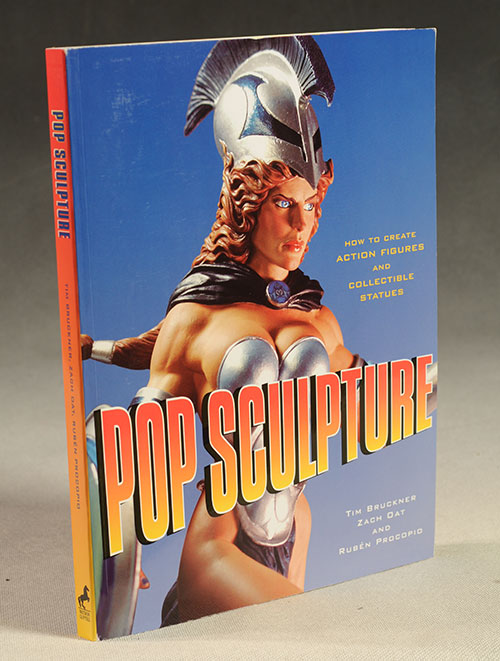 Pop Sculpture book