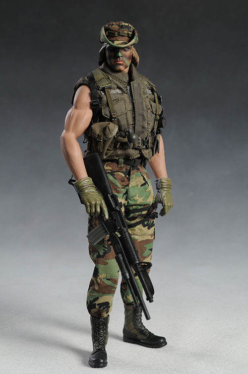 Predator Billy sixth scale action figure by Hot Toys