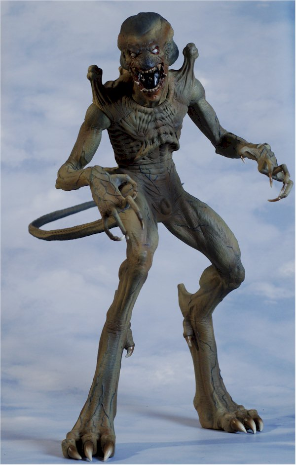 Pumpkinhead mega scale action figure