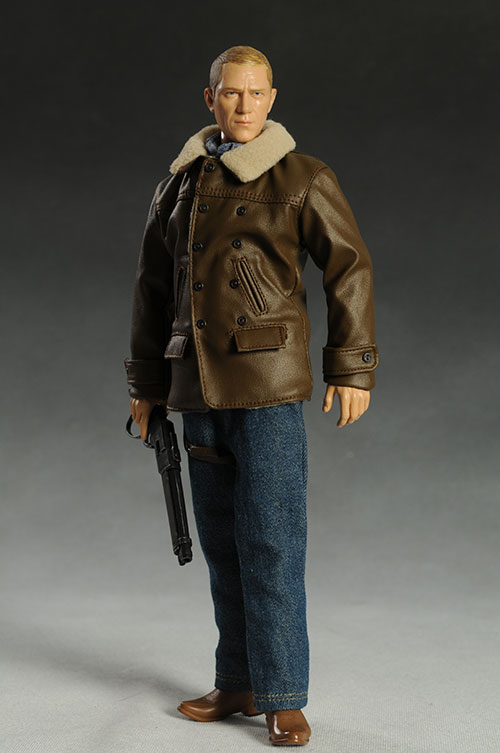Josh Randall Steve McQueen sixth scale action figure by Triad Toys