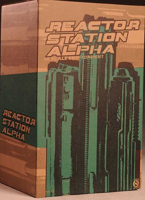 Star Wars Reactor Station Alpha diorama by Sideshow