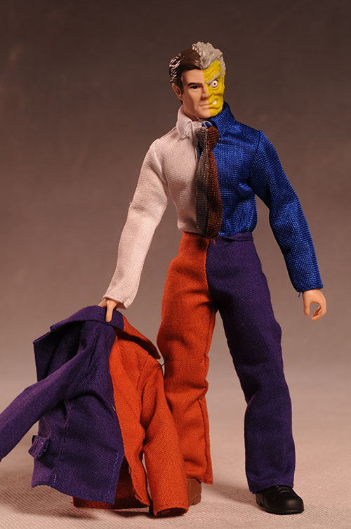 Batman, Two-Face Retro action figure by Mattel