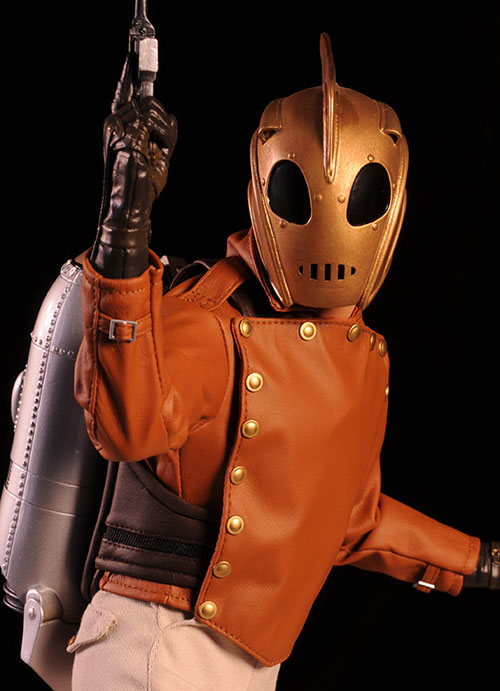 Disney Rocketeer Premium Format exclusive statue by Sideshow