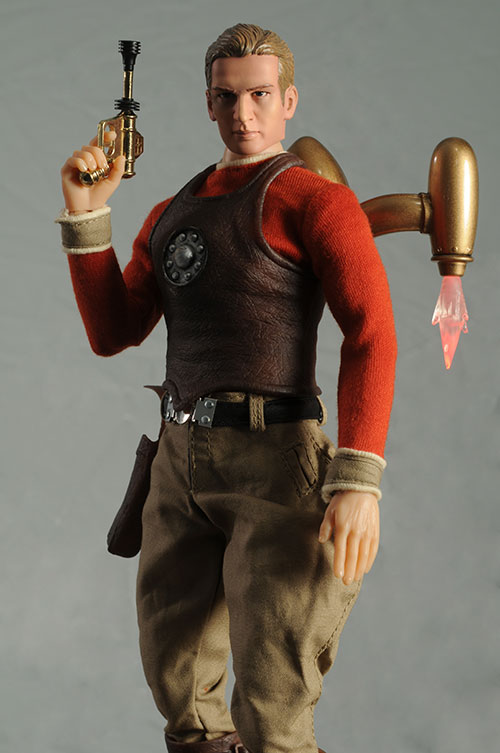 Buck Rogers deluxe sixth scale action figure by Go Hero