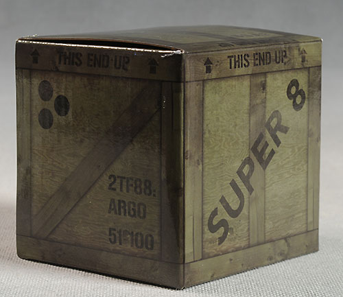 Super 8 Argus Cube prop replica by Qmx