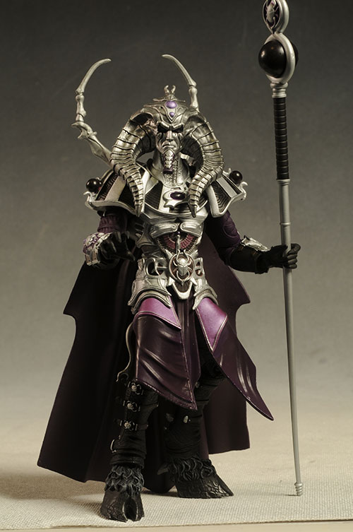 Gothitropolis Scarabus action figure by the Four Horsemen