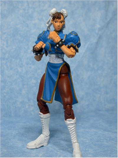 Street Fighter action figures series 1 by SOTA