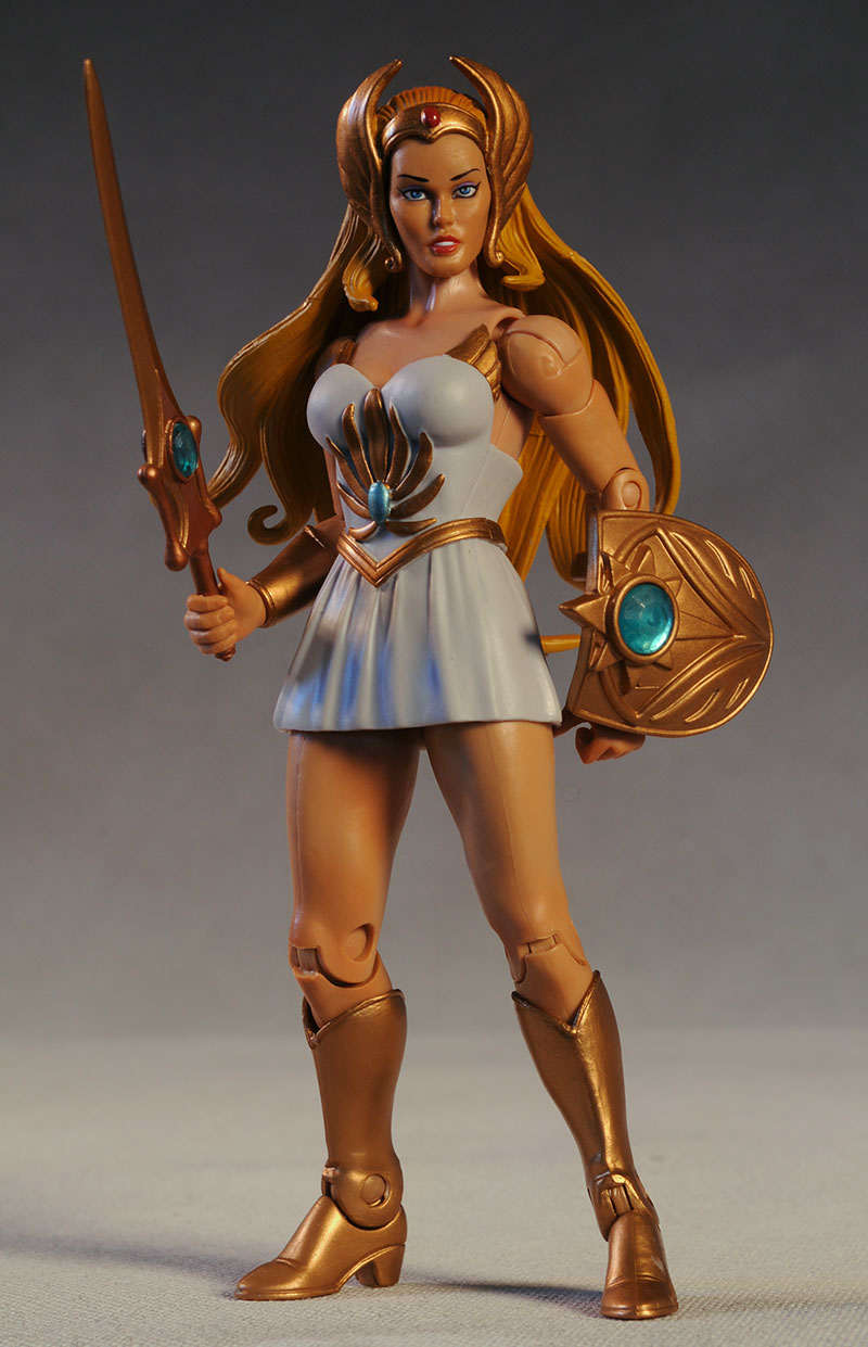 MOTUC She-Ra action figure by Mattel  sc 1 st  MWCToys.com & Review and photos of Mattel MOTUC She-Ra action figure