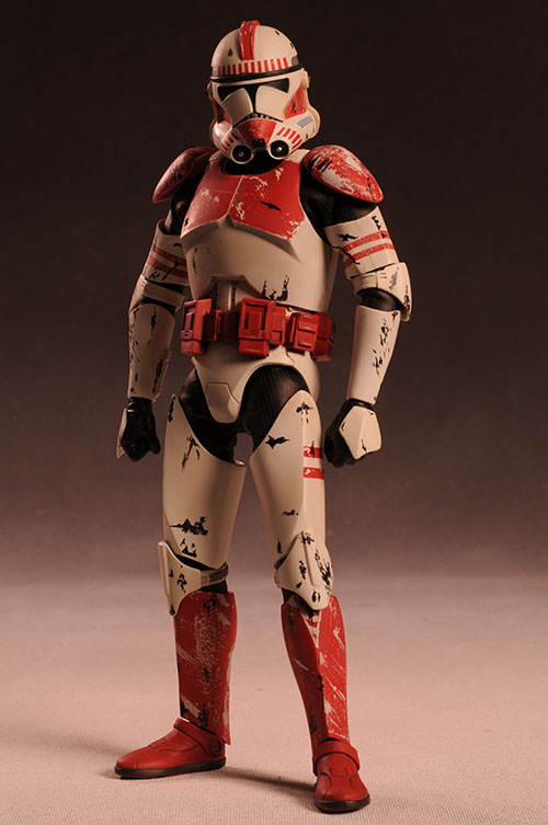 shocStar Wars Imperial Shocktrooper sixth scale figure by Sideshowktroop