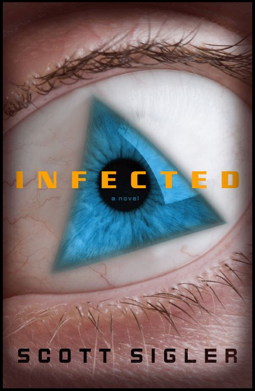 Scott Sigler Infected, Contagious, Ancestor Books