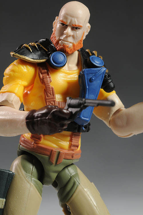 G.I. Joe Slaughter's Marauders figures by Hasbro