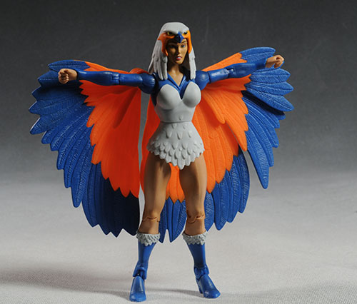 MOTUC Sorceress action figure by Mattel