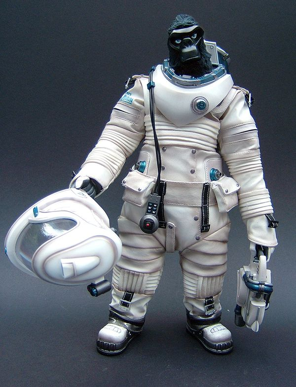 Apexplorer Space Adam sixth scale action figure