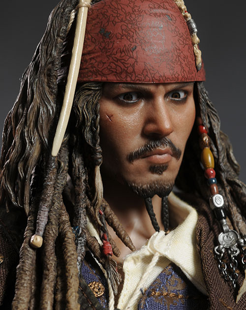 Jack Sparrow DX06 sixth scale figure by Hot Toys
