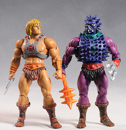 MOTUC Spikor action figure by Mattel