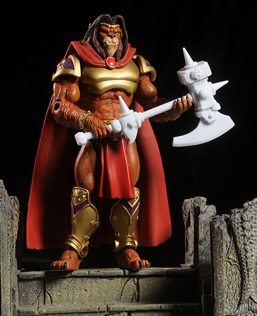 Armory sets for MOTUC by Mattel