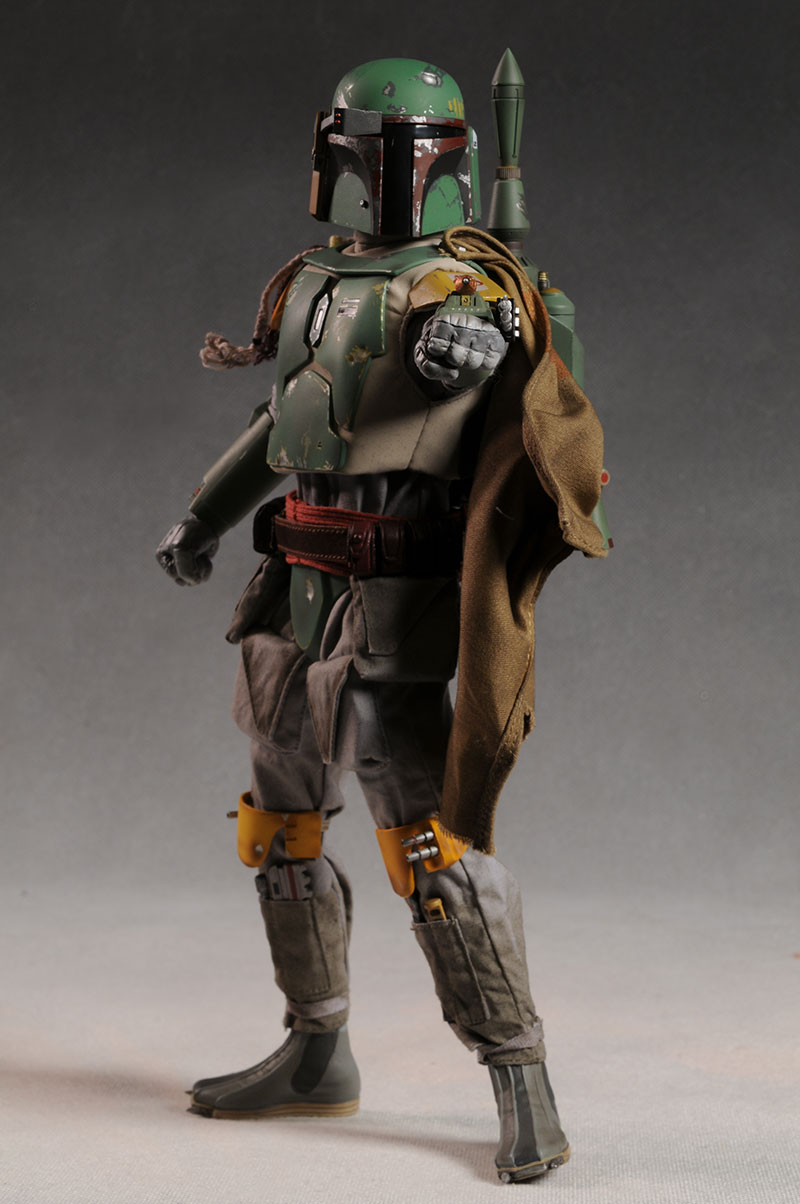 Star Wars Boba Fett action figure by Sideshow
