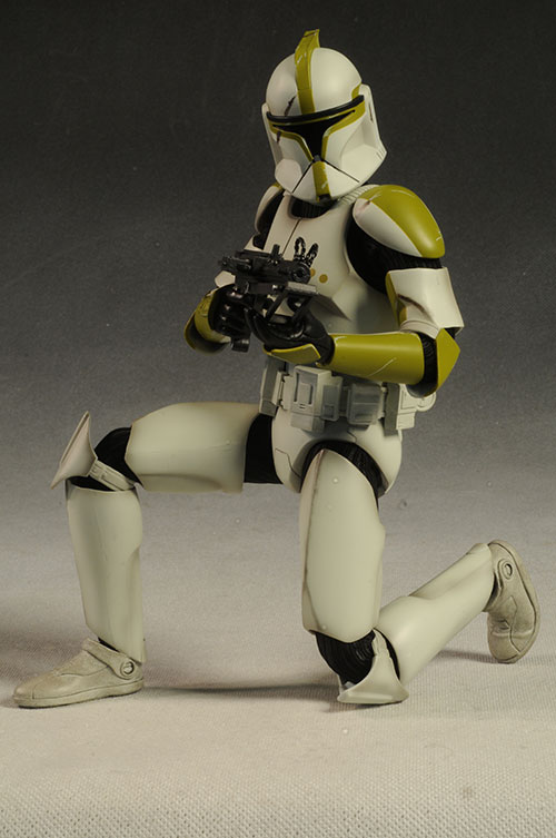 Star Wars Sergeant Clonetrooper 1/6th action figure by Sideshow